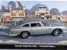 JAMES BOND ASTON MARTIN DB5 CAR THUNDERBALL MODEL 1/43 PACKAGED CONNERY P248 ~#~