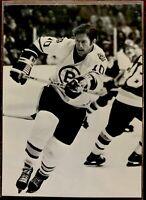 1991-92 Boston Bruins Sports Action Legends Jean Ratelle - Mint (Rare)