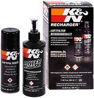 remplacement haut débit de filtration KN Filtre à air 33-2075
