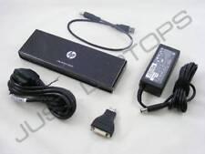 New HP Compaq Docking Station Port Replicator USB 2.0 Version Of 3005PR