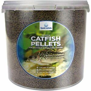 500GRAM CATFISH PELLETS TROPICAL FOOD FISH SINKING PLECO,CORY,BOTTOM FEEDER.