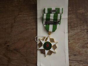 Nation of Vietnam Service Medal & Ribbon Bar