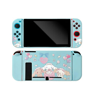 Kawaii Cinnamoroll Case Cover for Nintendo Switch Console Jon-Cons Protector