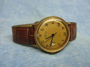 Men's Vintage TIMEX Automatic Water Resistant Mechanical Watch