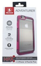 New Pelican Adventurer Case for Apple iPhone 6 Plus 6s Plus Clear Brand New OEM