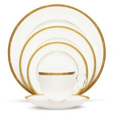 Noritake China Rochelle Gold 60Pc China Set, Service for 12