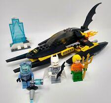 Lego Super Heroes Arctic Batman vs. Mr. Freeze Aquaman on Ice (76000) - Used