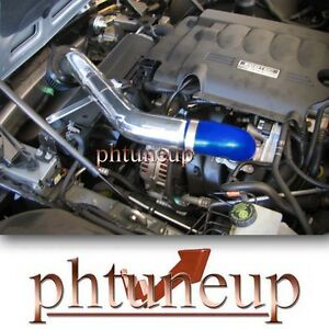 BLUE 2006-2009 SATURN SKY PONTIAC SOLSTICE 2.4 2.4L AIR INTAKE KIT + FILTER