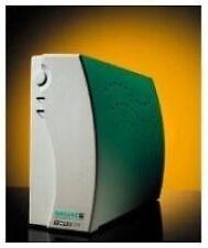 ONLINE USV Systeme YUNTO Q 700 700VA grau Line Interactive simulierte Sinuswelle