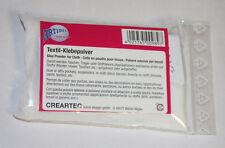 Textil Kleber Klebepulver 40g Textilkleber Nähen Nadel Nähnadel Bügeln Kleben M