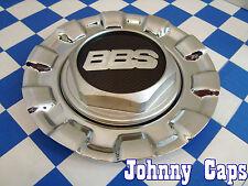BBS Wheels Chrome Center Caps #09.24.187 Custom Wheel USED Center Cap (528) (1)