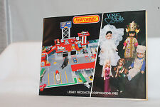 1982 MATCHBOX / VOGUE DOLLS DEALER CATALOG WITH PRICE BOOK, ORIGINAL