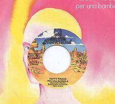 PATTY PRAVO PUPO disco 45 ITALY Promo Juke Box PER UNA BAMBOLA Un amore grande
