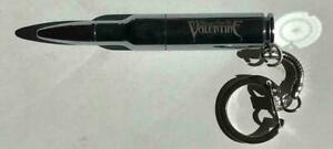 BULLET FOR MY VALENTINE Shaped USB Keyring RARE OOP Scream Aim Fire
