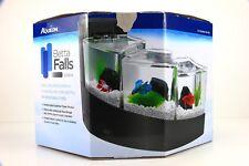 New listing Aqueon Kit Betta Water Falls Mini Aquarium Fish Tank Black