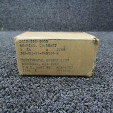 40644-U10 Continental Bearing Half Crankshaft (NEW OLD STOCK)