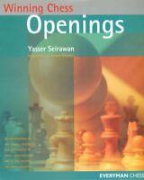 Winning Chess Openings, Paperback by Seirawan, Yasser, Brand New, Free shippi...