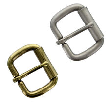 "Heavy Duty Belt Buckle Antique Roller Buckle fits 1-1/2""(38mm) Wide Strap"