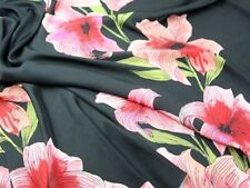 "Satin Flowers & Plants 60"" Craft Fabrics"