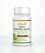 AUTHENTIC GREEN COFFEE BEAN EXTRACT CAPSULES