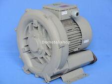 Siemens ELMO-G 2BH1 300-1AH12-Z Side Channel Radial Blower, 59 cfm