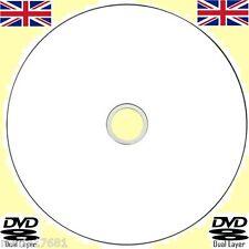 8.5GB Sleeve Blank Computer CD, DVD & Blu-ray Discs