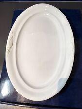 Royal Copenhagen Magnolia Classic Oval Dish cm 33 - 1165374 - Fad Ovalt  NEW
