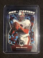 2020 Panini Mosiac Dan Marino Men Of Mastery No. MM17