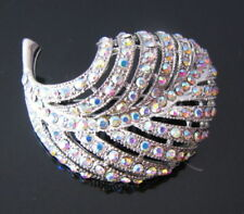 Unisex Modeschmuck-broschen aus Kristall