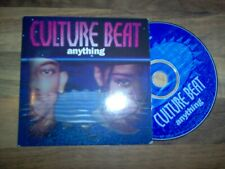CD Single / Culture Beat - Anything / 2 titres / 1993 Dance Pool Rare