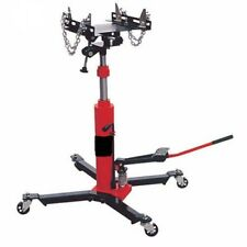TRANSMISSION JACK 2 STAGE 500KG GEARBOX TROLLEY JACK ENGINE CRANE PUMP
