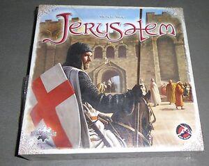 JERUSALEM < JUEGO DE MESA - JUEGOS TABLERO Independiente idioma < Red glove (7F)