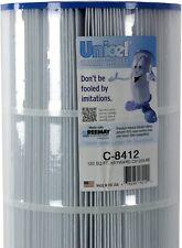 Unicel Pool Cartridge Filter C8412 Hayward Endless Waterway 120 SQFT PA120