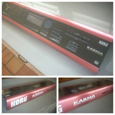 Korg KARMA Top Panel Unit Excellent..clean ! Worldwide Shipping OK !