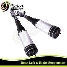 2x Rear Air Suspension Absorber Shocks Struts for Mercedes S Class S430 Pair