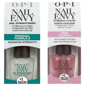 OPI Ultimate Treatment Set of TWO: Nail Envy Original 15ml & Pink to Envy 15ml