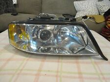 2000 2001 AUDI A6 PASSENGER RIGHT SIDE XENON HID HEADLIGHT OEM