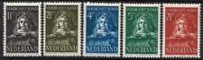 NETHERLANDS MNH 1941 SG563-67 Child Welfare