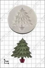 Silicona Molde Árbol De Navidad | uso alimentario FPC Sugarcraft Envío Reino Unido!