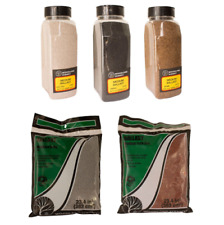 More details for woodland scenics model railway ballast shakers & bags