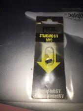 Petzl Standard 6V MYO bulb for Petzl headlamps hiking camping fish FR0241BLI 6v