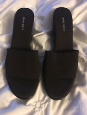 Nine West Pouredo Wedge Shoe- Size 11