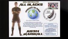 Justin Marshall All Blacks 2005 Grandslam Champions Cv