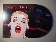 DAVID GUETTA : JUST A LITTLE MORE LOVE [ CD SINGLE PROMO ]