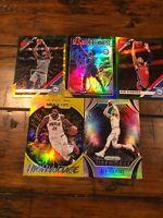 2019-20 Joel Embiid Ben Simmons Lot Donruss Prizm NBA Hoops 76ers