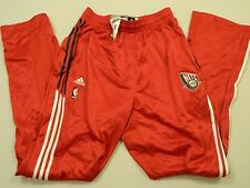 M71 ADIDAS Authentic New Jersey Nets On Court Pants MEN'S 2XL Tall + 6