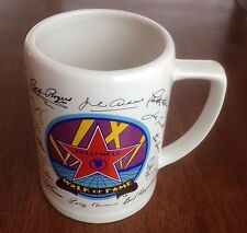 Hollywood Stein Mug Walk of Fame Autographed Papel Large Mug Lucy Lennon Allen