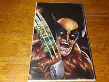 Wolverine #1 - Exclusive Mico Suayan Virgin Variant - 2020 Marvel Comics NM
