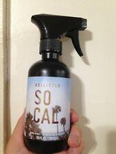 Hollister & Co. SoCal Room Spray spritz Garment Clothes Cologne Rare 8.0 Oz New