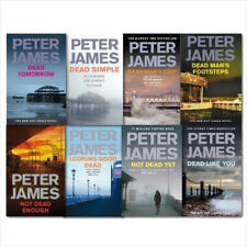 Peter James Roy Grace Novel 8 Books Collection Pack Set